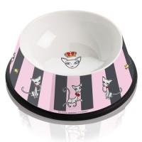Karlie Flamingo 1030114 Ritzenhoff Porzellannapf Marsden Design, Katze, 400 ml